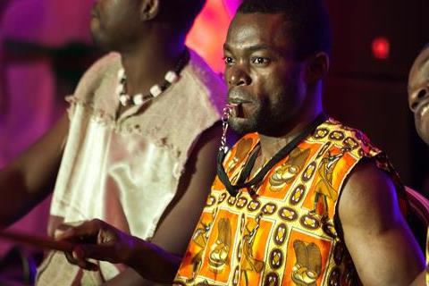афро шоу